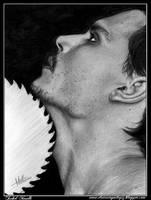 Johnny Depp by iSaBeL-MR