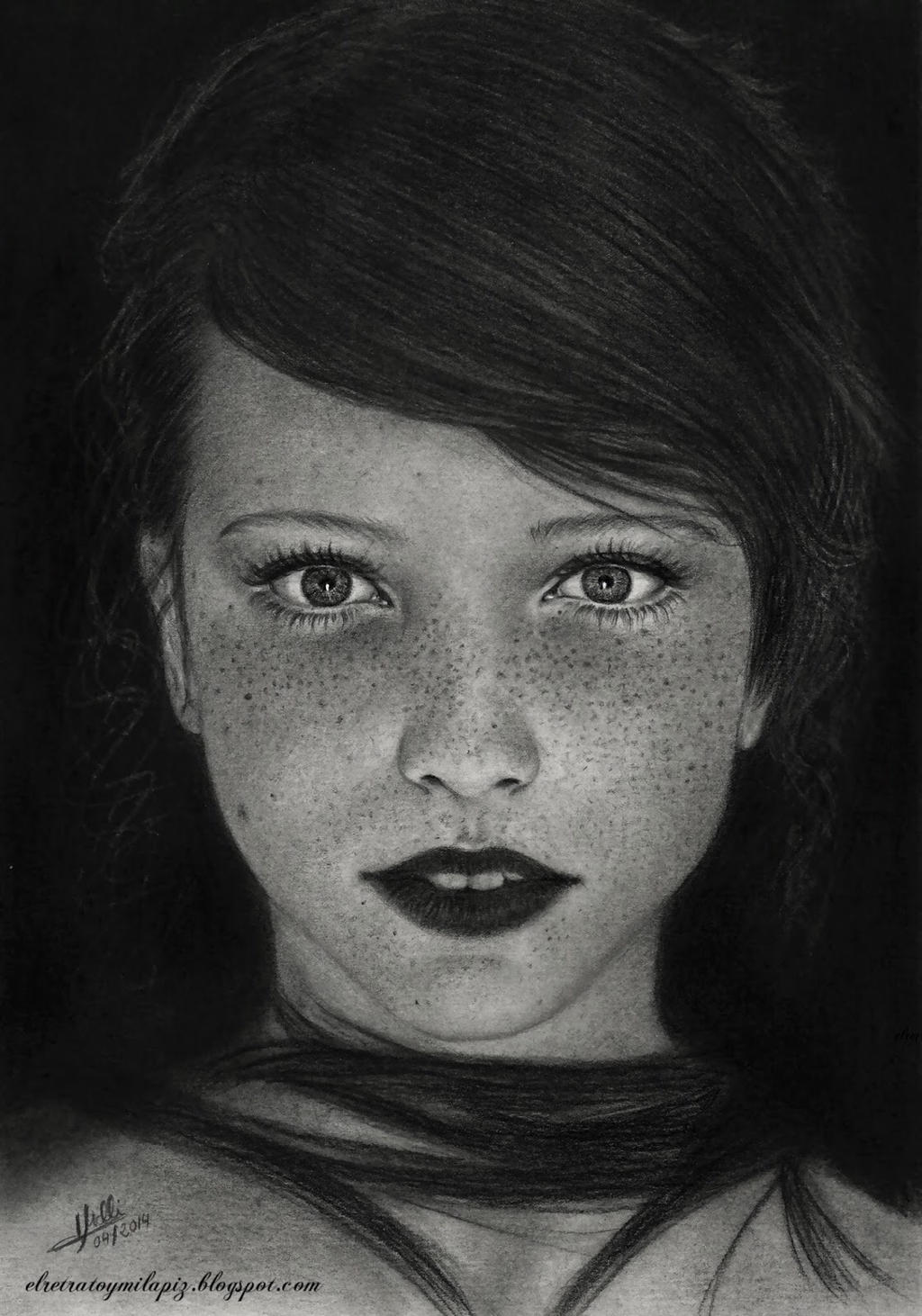 Freckled 2 by iSaBeL-MR