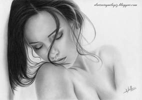 Sensual Girl by iSaBeL-MR