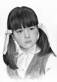 Drawing Self-portrait