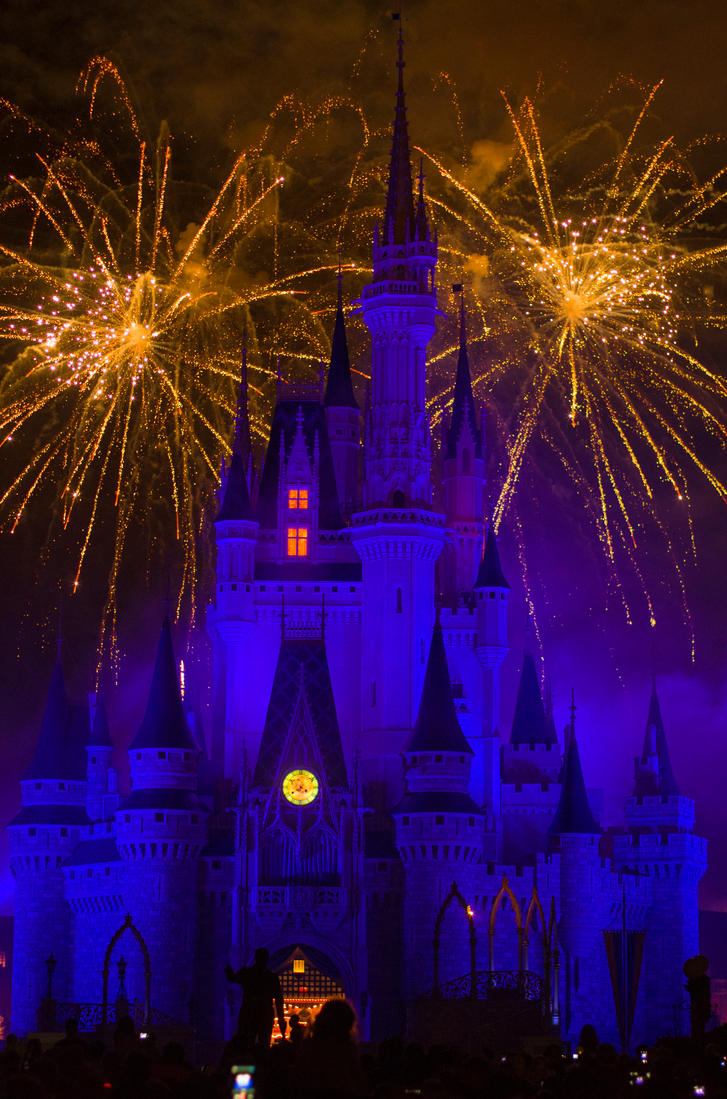 WISHES OVER THE CASTLE by nwo