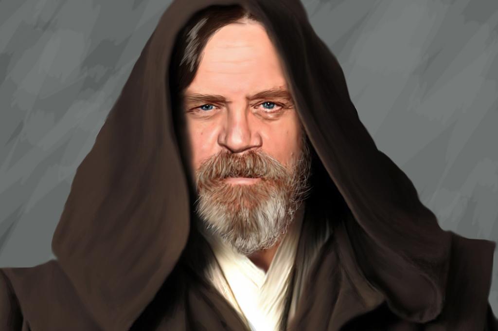 Mark Hamill Star Wars Episode VII by nwo