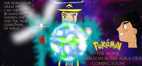 PKMN Arbuzan and the Aura Orb