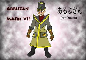 Arbuzan-Arubuzan Mark 6 VI by TR-Kurt