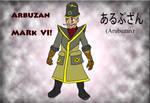 Arbuzan-Arubuzan Mark 6 VI
