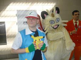 Giovanni @ MCM Comic Con May 2015 by TR-Kurt