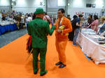 Giovanni MCM Comic Con October 2015 #21
