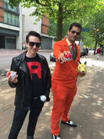 Giovanni of Team Rocket, MCM May 2016 #11 by TR-Kurt