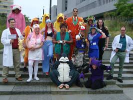 AnimeCon Pokemon Meet Group Picture June 2016 by TR-Kurt