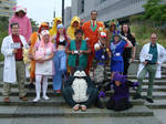 AnimeCon Pokemon Meet Group Picture June 2016