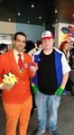 Giovanni at AnimeCon (Netherlands) 2016