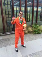 Giovanni at AnimeCon (Netherlands) 2016 #2 by TR-Kurt