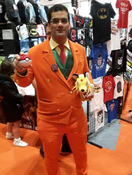 Giovanni of Team Rocket, MCM May 2016 #12