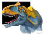 Cryolophosaurus ellioti