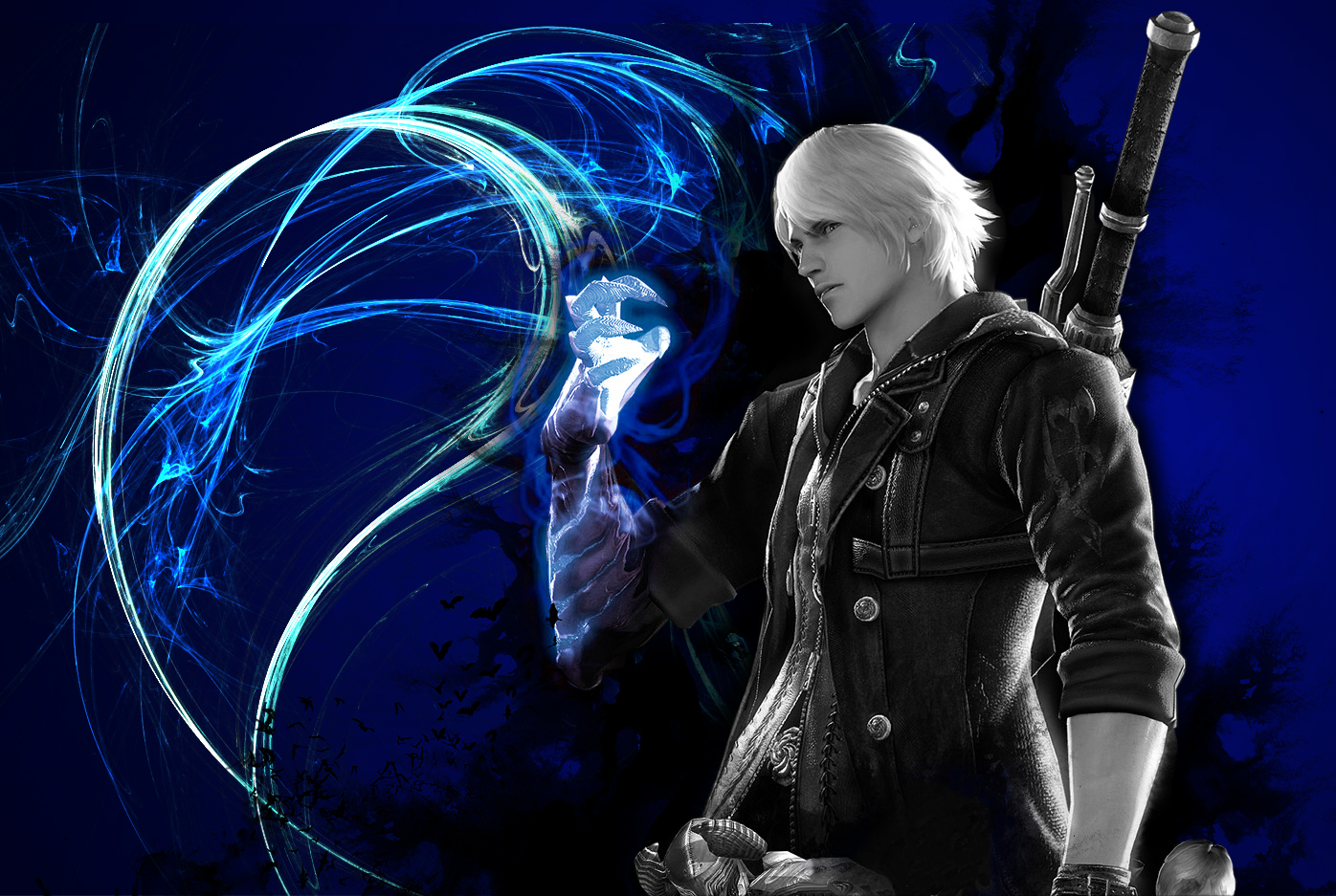 Devil May Cry 4 Nero Wallpaper By Shedg On Deviantart