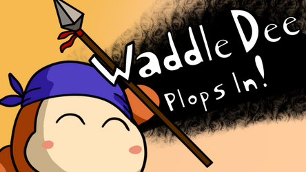 Waddle Dee Smash Moveset (1/6) by CheddarBBQ