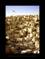 Down Town - Amman by eyadness