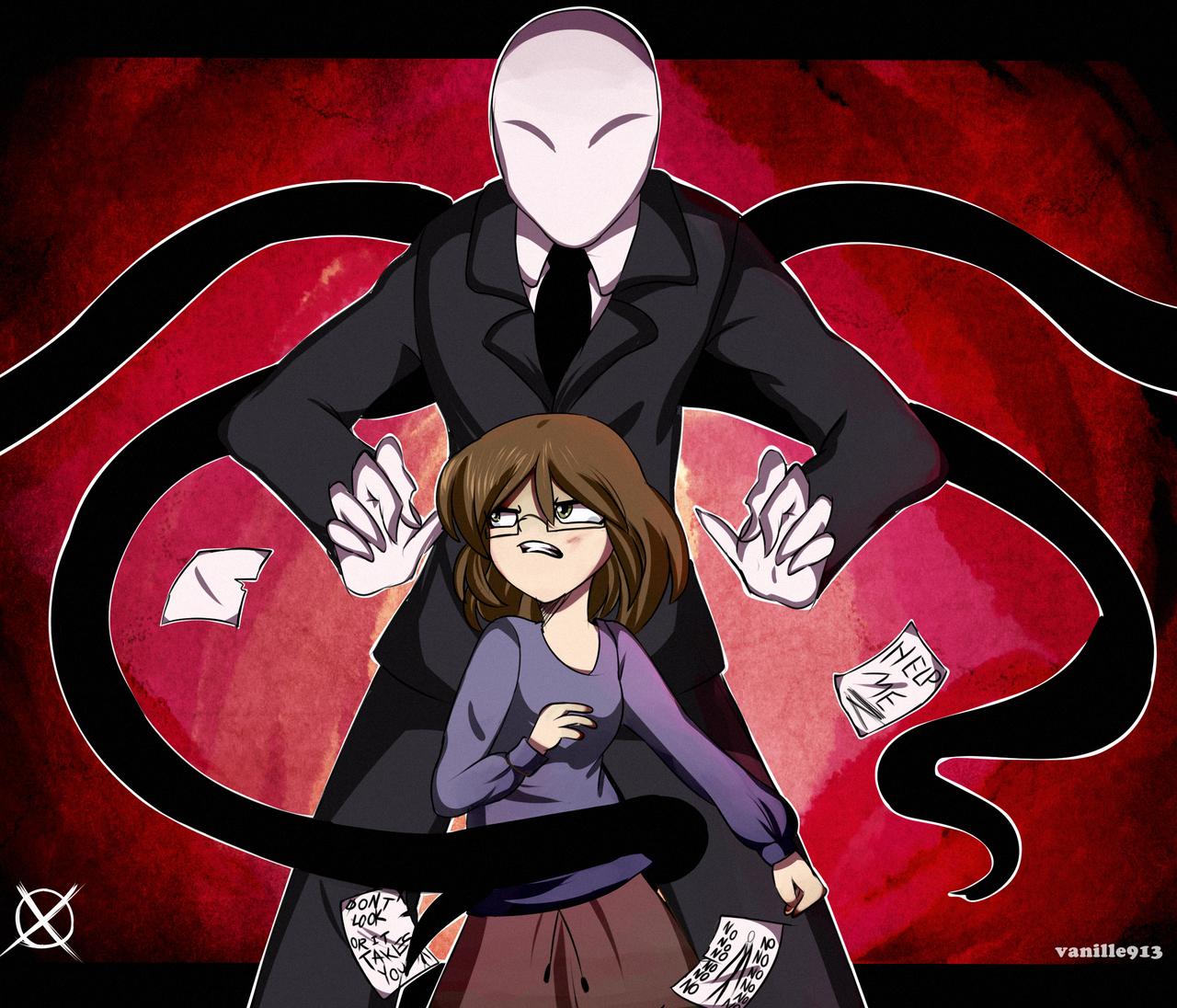Is It Fear by vanille913