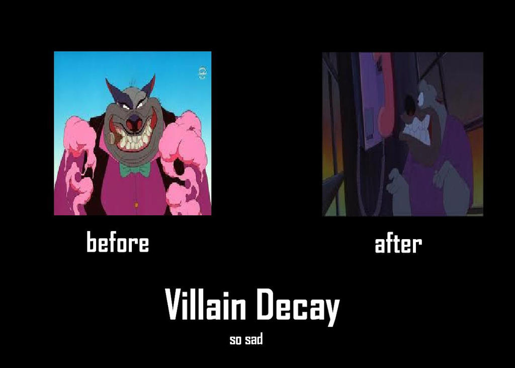 Villain Decay by Chaser1992 on DeviantArt