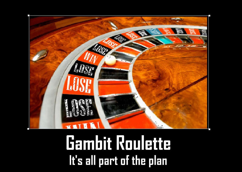 Tv tropes gambit roulette online poker strategy cash games