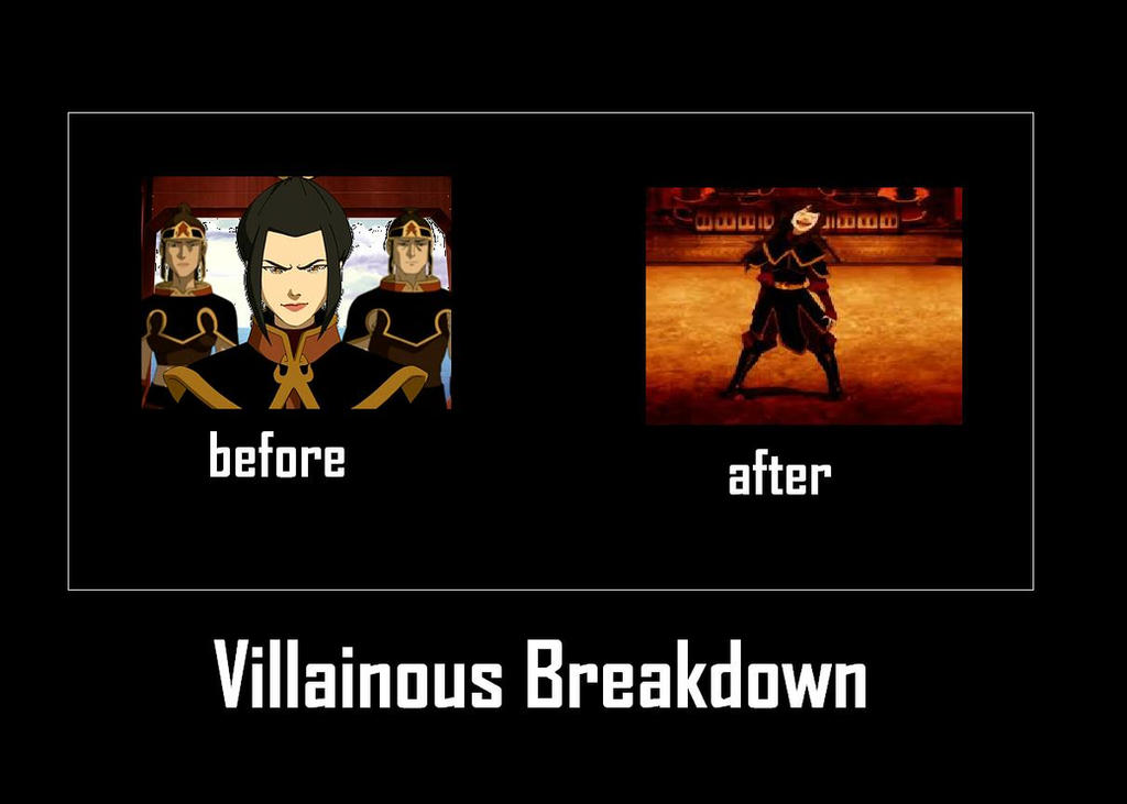 Villainous Breakdown by Chaser1992