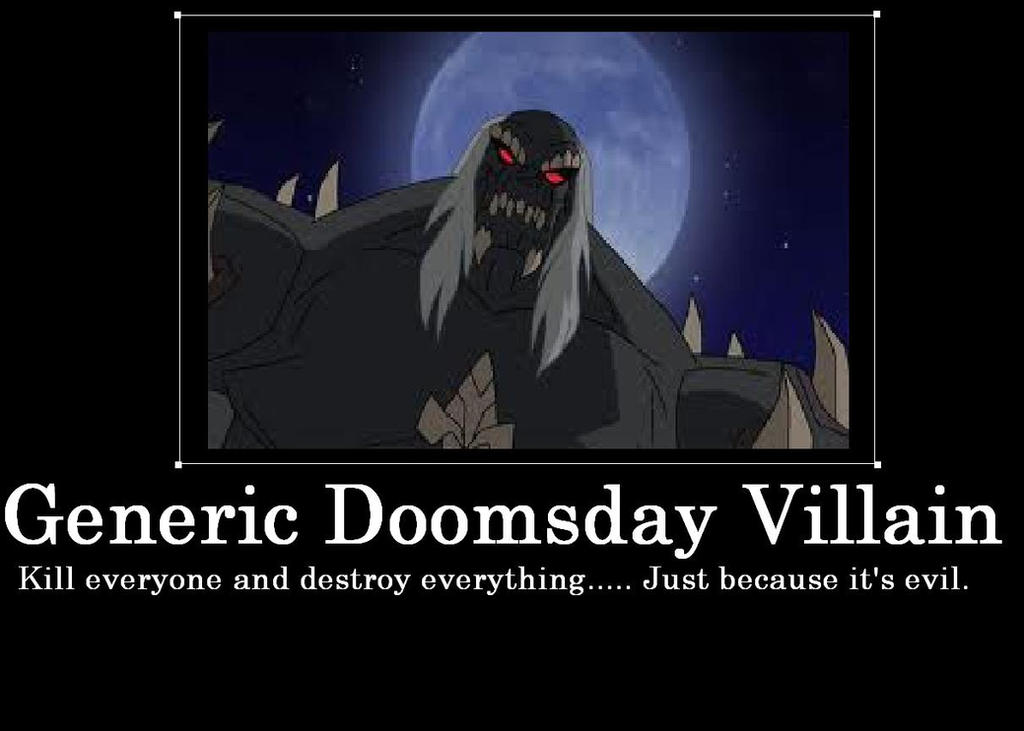 Generic Doomsday Villain by Chaser1992 on DeviantArt