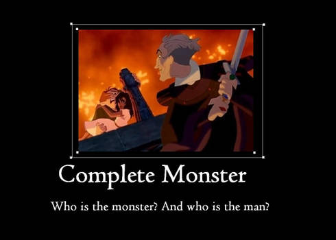 Complete Monster by Chaser1992