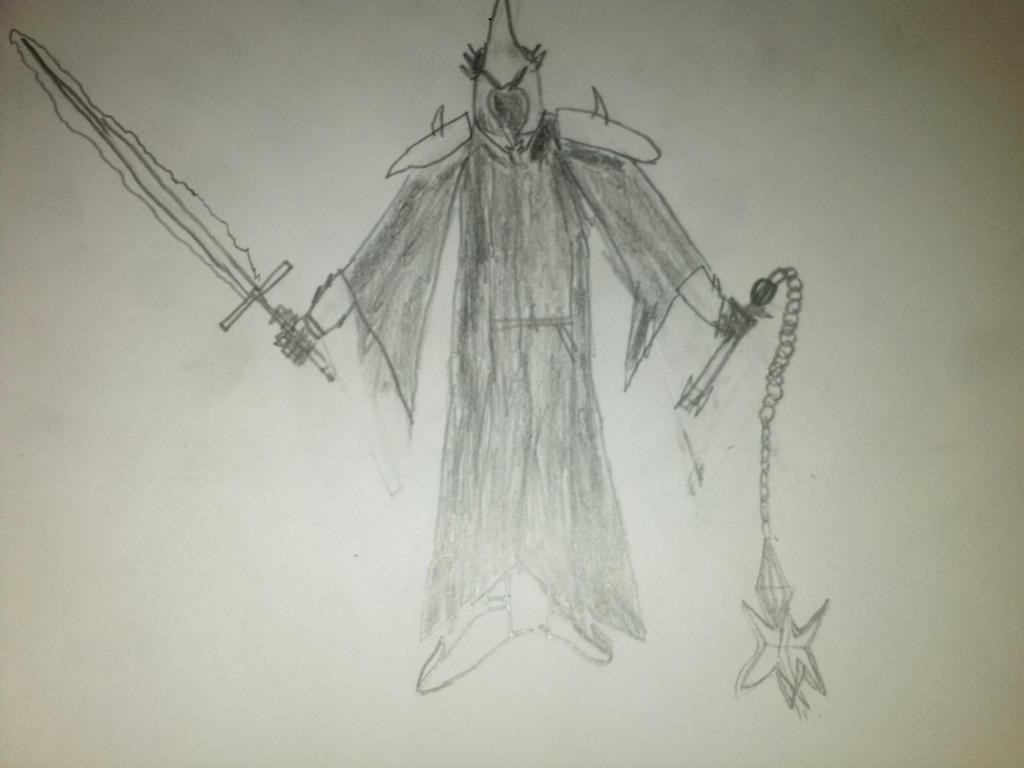 The Witch king of Angmar by Chaser1992