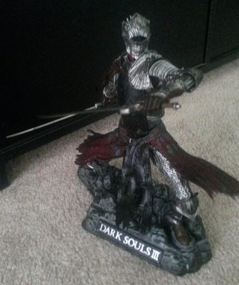 Dark Souls 3 figure by Chaser1992