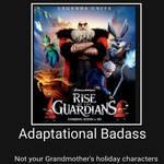 Adaptational Badass