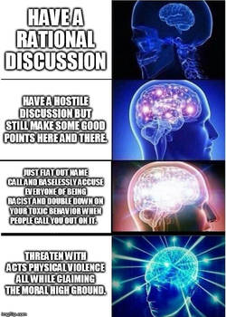 Having A Discussion Online