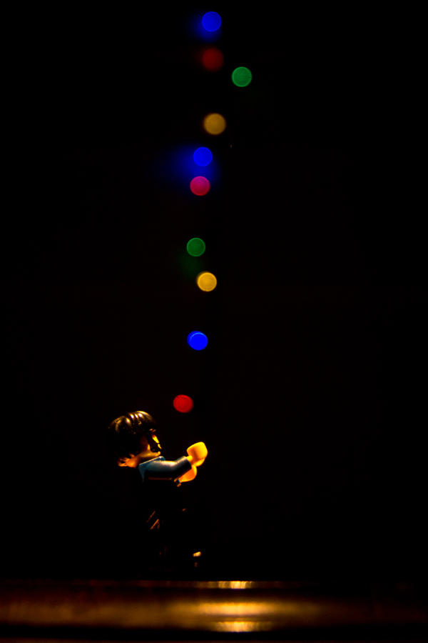 Juggling Light by ShannonIWalters
