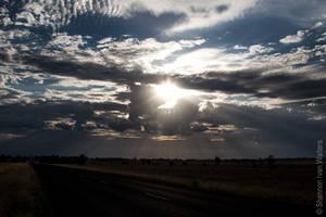 Dramatic Skies by ShannonIWalters