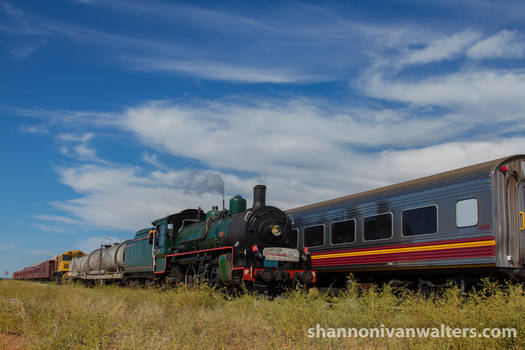 1079 Passing The Spirit of the Outback