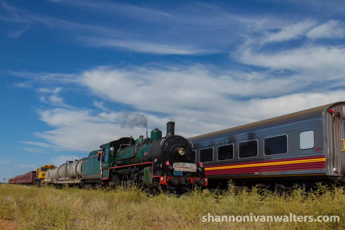 1079 Passing The Spirit of the Outback by ShannonIWalters