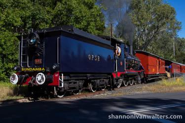 2015 - QPSR Troop Train Running Day - 03