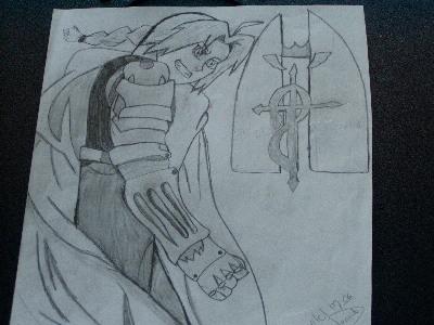 Edward Elric FMA by FearlessChild06