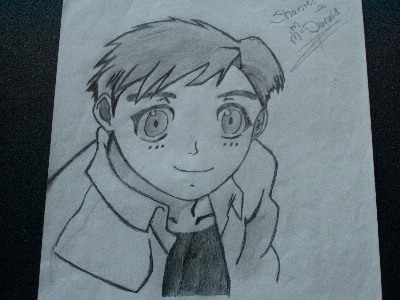 Alphonse Elric FMA by FearlessChild06