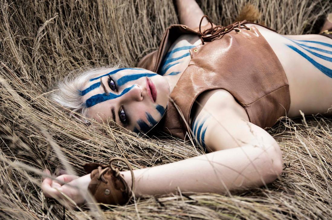 Daydream Daenerys by SierraStormborn