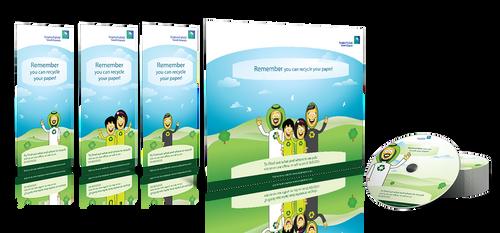 Recycling campaign, Saudi Aramco Company