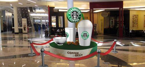 Starbucks Coffee Campaign 4
