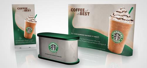 Starbucks Coffee Campaign 5