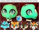 Kemono Artistic Freedom / Mystery Suit for Auction