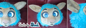Chibi Sheep/Ram Fursuit ~ Up for auction ANY COLOR
