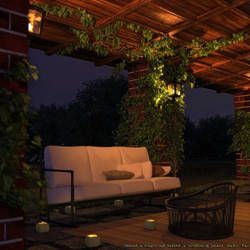Patio _night