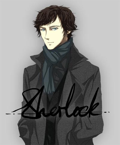 sherlock by carrienloveyou