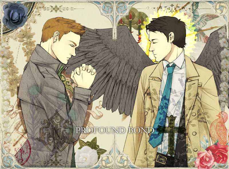 destiel - profound bond by carrienloveyou