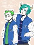 MU - you look funny