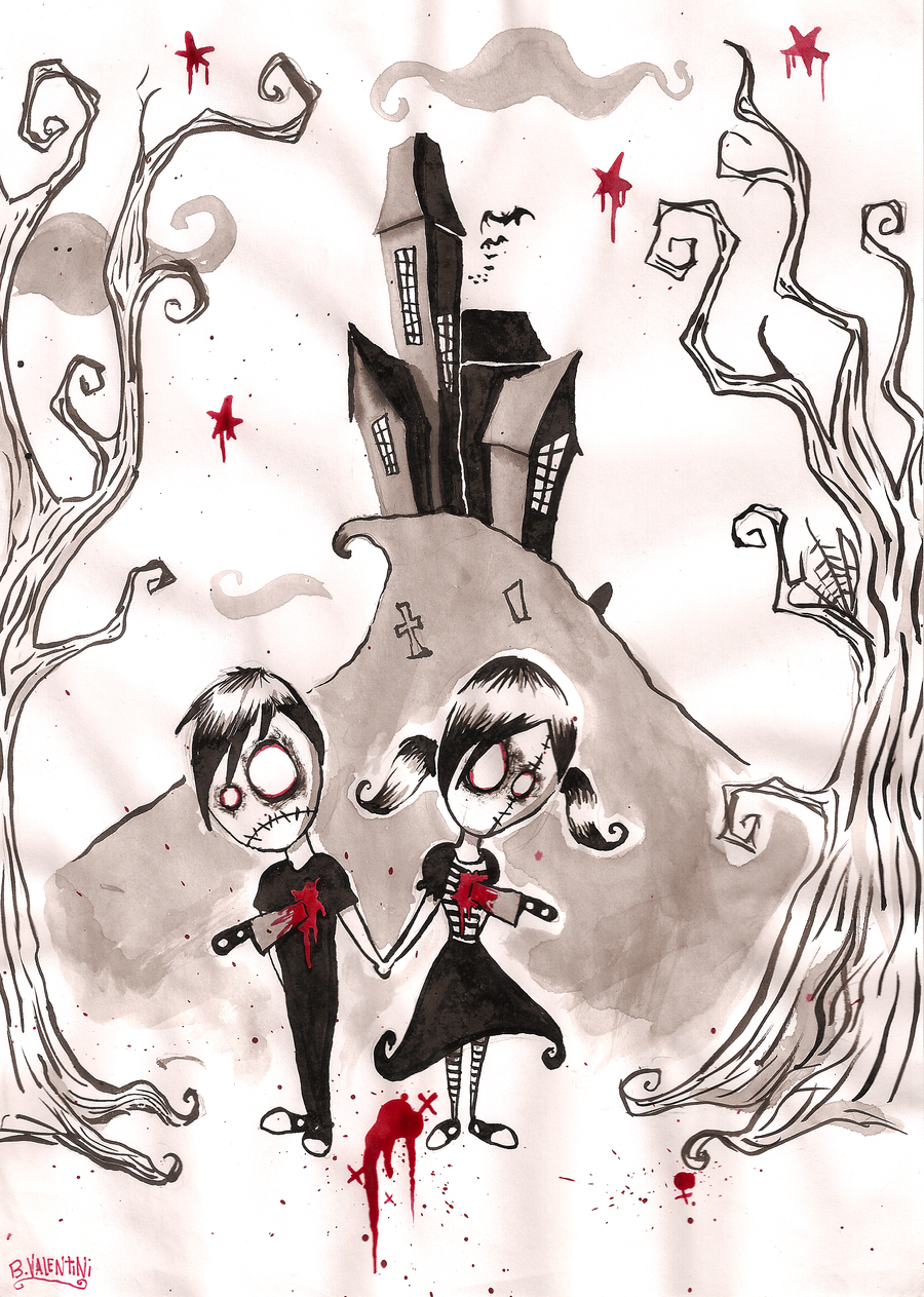 Love and Pain by BeetlejuiceHeart on DeviantArt
