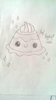 Kawaii Pudding